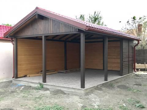 Foisor lemn 17