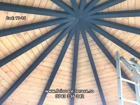 Foisor lemn 17-15