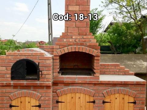 Gratar gradina 18-14