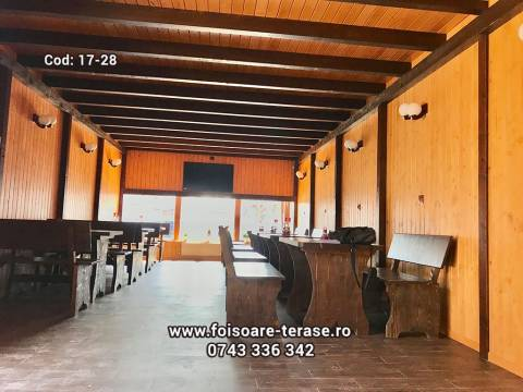 Terase lemn masiv nr 17-28