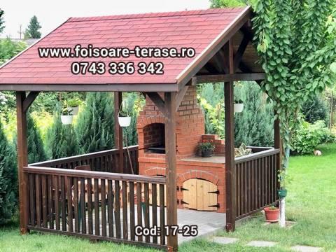 Foisor lemn 17-25