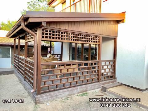 Terase lemn masiv nr 18-02