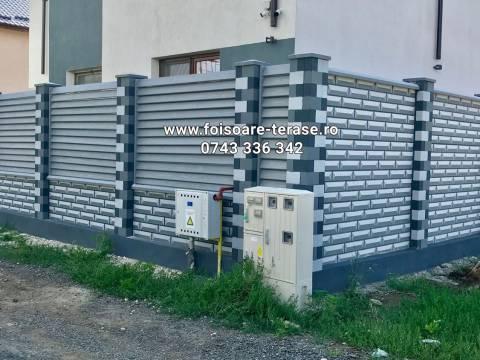 Gard lemn 1