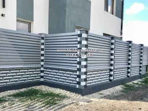 Gard lemn 2