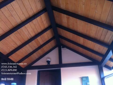 Foisor lemn 16-03