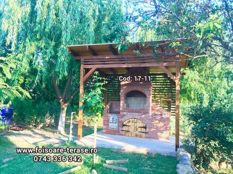 Foisor lemn 17-11