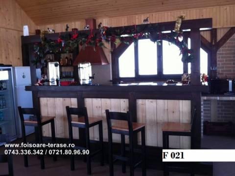Foisor lemn nr 21