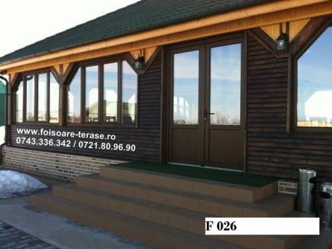 Foisor lemn nr 26