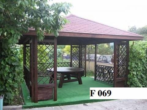 Foisor lemn nr 69