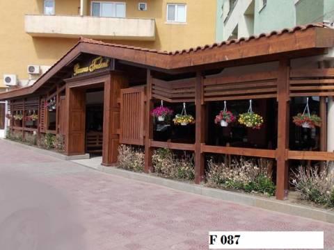 Foisor lemn nr 87