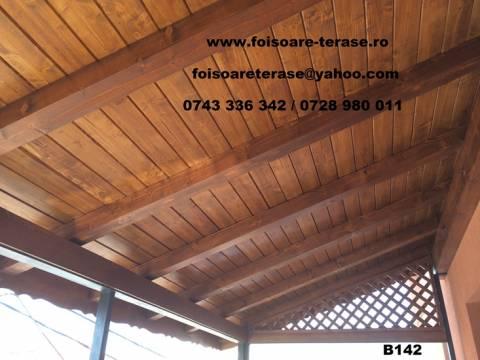 Balcoane lemn nr 13