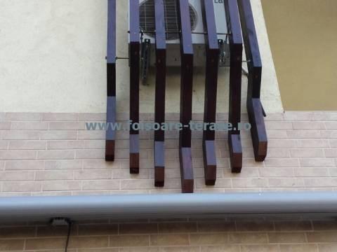 Pergola lemn masiv nr 17