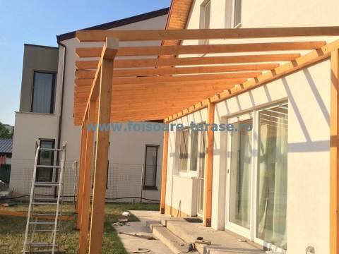 Pergola lemn masiv nr 24