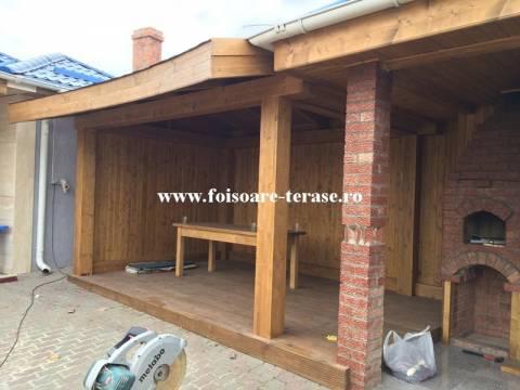 Terase lemn masiv nr 91
