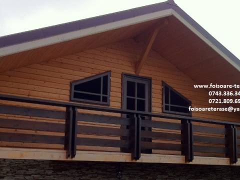 Terase lemn masiv nr 2