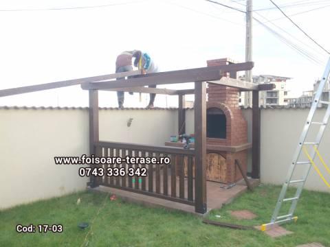 Foisor lemn 17-03