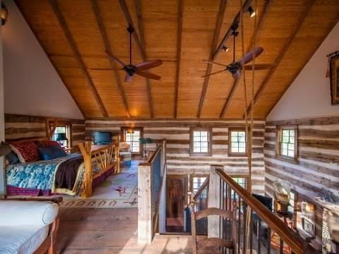 Mansarda lemn vechi 1
