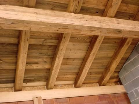 Mansarda lemn vechi 2