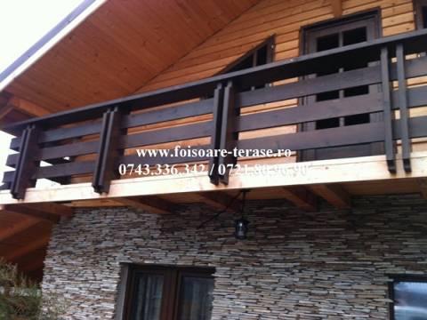 Balcoane lemn nr 7