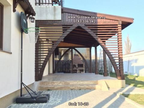 Terase lemn masiv nr 16-20