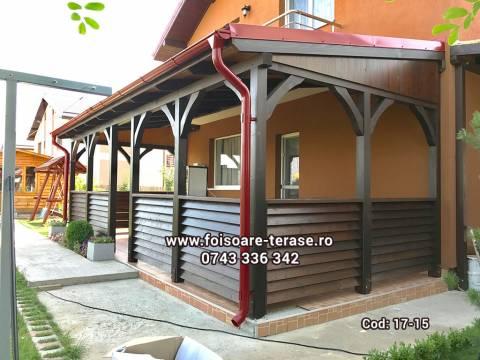 Terase lemn masiv nr 17-15