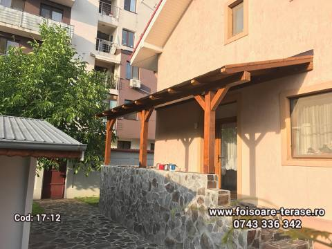 Terase lemn masiv nr 17-12