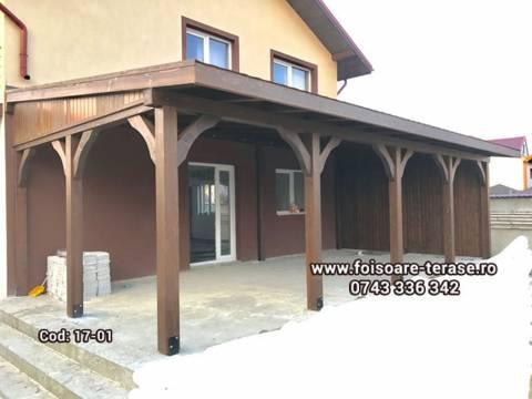 Terase lemn masiv nr 17-01