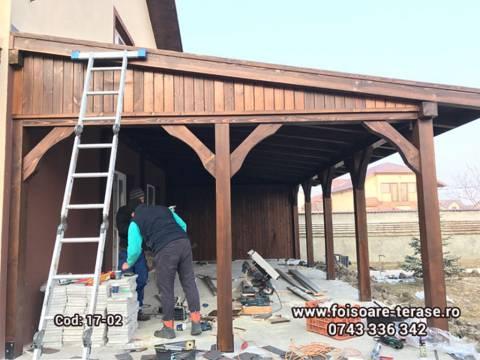Terase lemn masiv nr 17-02